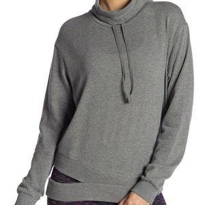 Z by Zella free pass cowl neck pullover sweatshirt